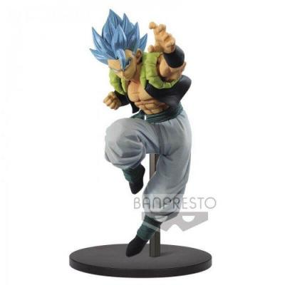 Dragon ball super son goku fes ssg gogeta figurine 20cm vol 13