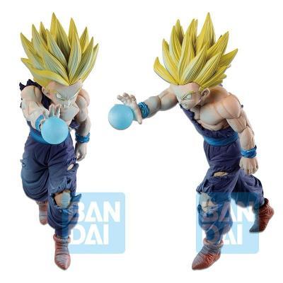 Dragon ball super ss 2 gohan youth figurine ichibansho 14 5cm