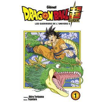 Dragon ball super tome 1