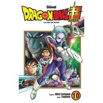 Dragon ball super tome 10