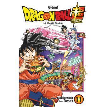 Dragon ball super tome 11