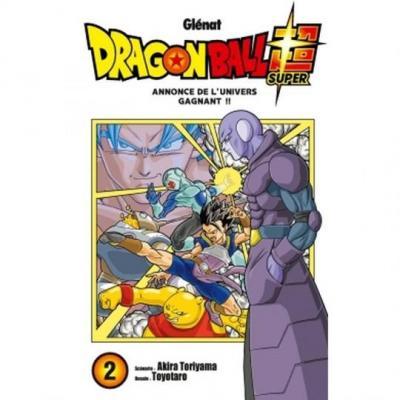 Dragon ball super tome 2