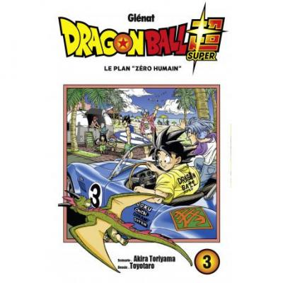 Dragon ball super tome 3