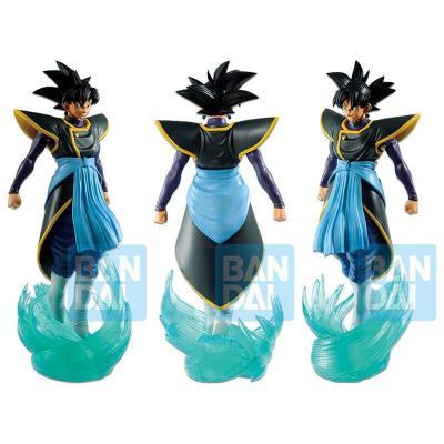 Dragon ball super zamasu goku figurine ichibansho 20cm