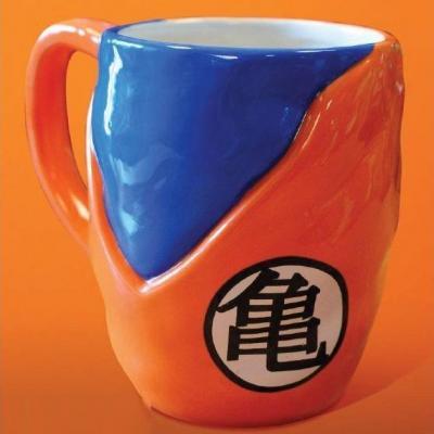 Dragon ball z 3d mug 475 ml goku gi