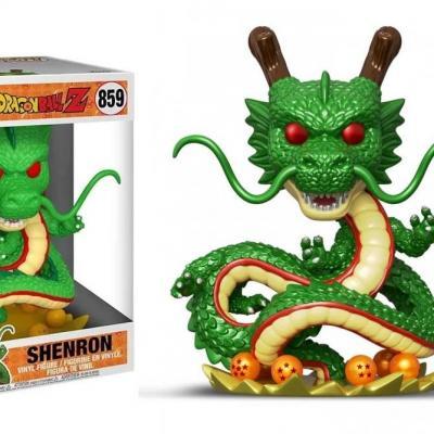 Dragon ball z bobble head pop n 859 shenron dragon 10 super size