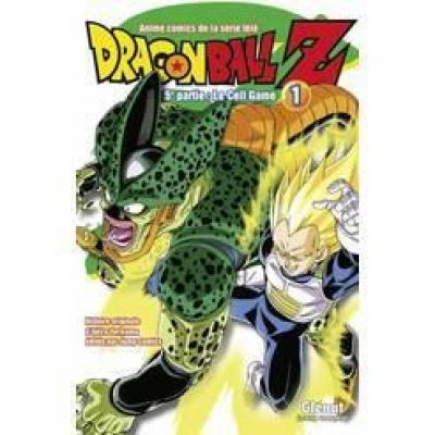 Dragon ball z cinquieme partie tome 1
