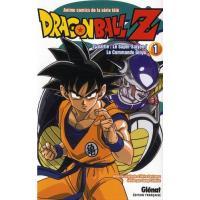 Dragon ball z deuxieme partie tome 1