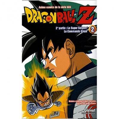 Dragon ball z deuxieme partie tome 2