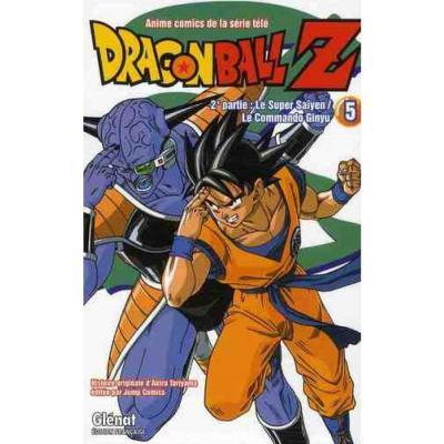 Dragon ball z deuxieme partie tome 5