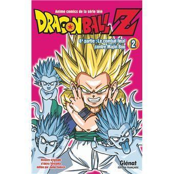 Dragon ball z huitieme partie tome 2