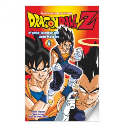Dragon ball z huitieme partie tome 4