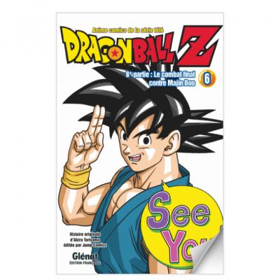 Dragon ball z huitieme partie tome 6