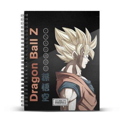 DRAGON BALL Z - Kakarot - Cahier A4 '23.5x30x1.5cm'