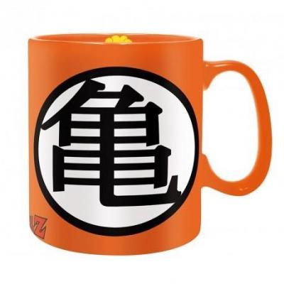 Dragon ball z mug 460 ml symbols