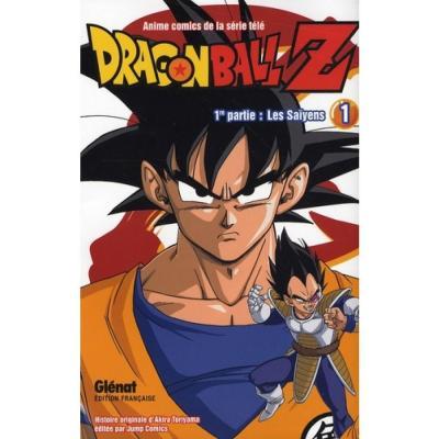 Dragon ball z premiere partie tome 1