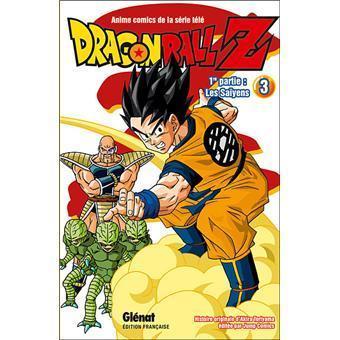 Dragon ball z premiere partie tome 3