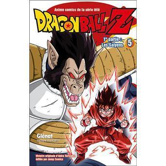 Dragon ball z premiere partie tome 5