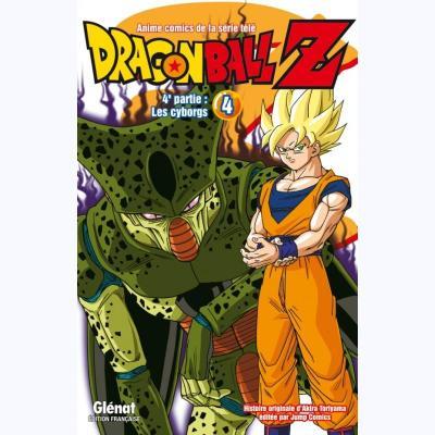 Dragon ball z quatrieme partie tome 4