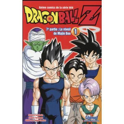 Dragon ball z septieme partie tome 1