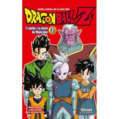 Dragon ball z septieme partie tome 2