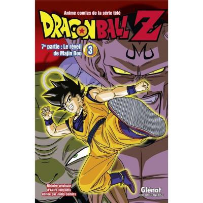 Dragon ball z septieme partie tome 3