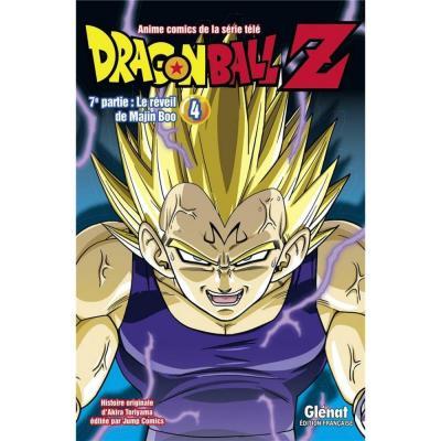 Dragon ball z septieme partie tome 4