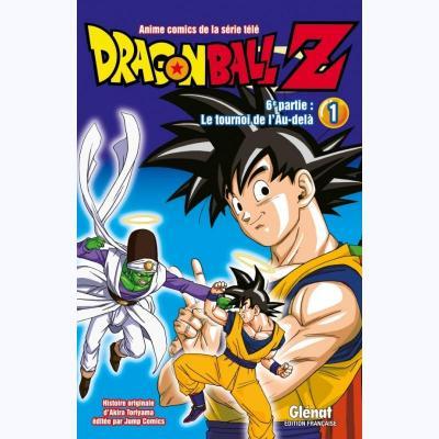 Dragon ball z sixieme partie tome 1