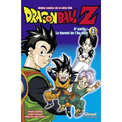 Dragon ball z sixieme partie tome 2
