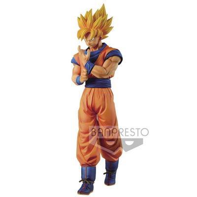 Dragon ball z ss son goku figurine sold edge works 23cm