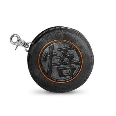Dragon ball z symbol portemonnaie 9 5x1 5cm