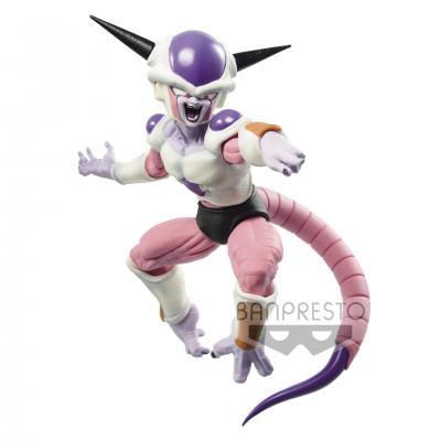 Dragon ball z the frieza figurine full scratch 14cm