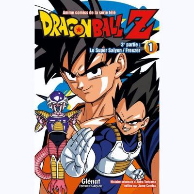 Dragon ball z troisieme partie tome 1