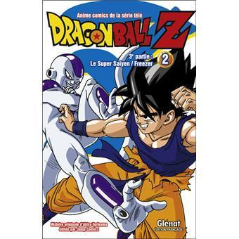 Dragon ball z troisieme partie tome 2