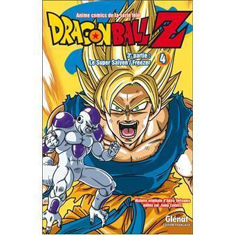 Dragon ball z troisieme partie tome 4