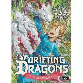 Drifting dragons tome 3