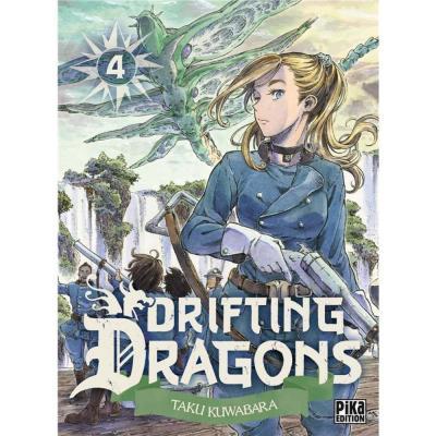 Drifting dragons tome 4