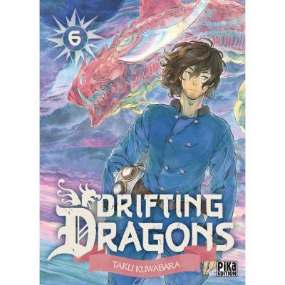 Drifting dragons tome 6