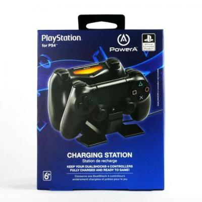 Dual charging station ps4 official licensed product ps4