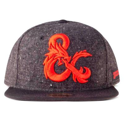 Dungeons dragons ampersand casquette