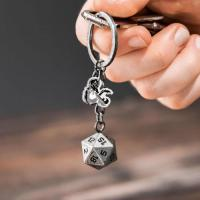 Dungeons dragons d20 porte cles 1