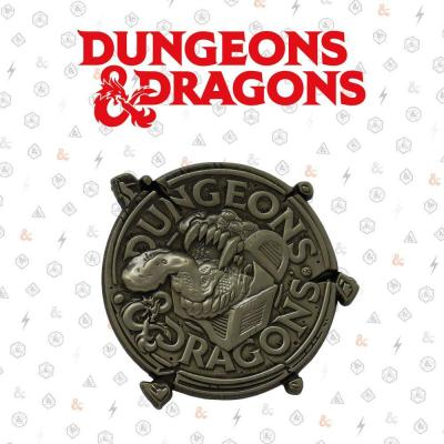 Dungeons dragons pin s edition limitee 9 5x1 5x14 5cm