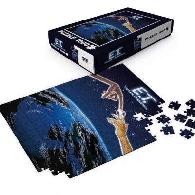 E t puzzle 1000p movie poster