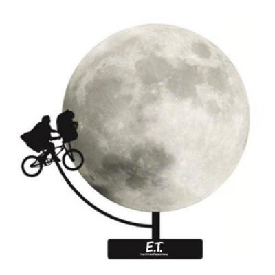 E t the extra terrestrial moon mood light 20cm