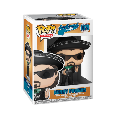 Eastbound down bobble head pop n 1079 kenny in mariachi outfit