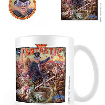 Elton john captain fantastic mug 315ml