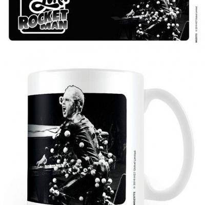Elton john rocket man glam mug 315ml