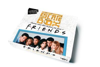Escape box friends