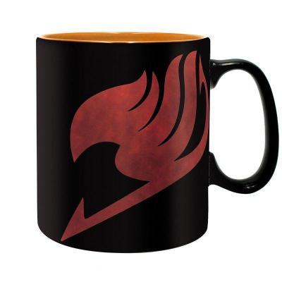 Fairy tail mug 460 ml lucy natsu embleme 1