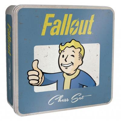Fallout jeu d echecs collector s set uk only